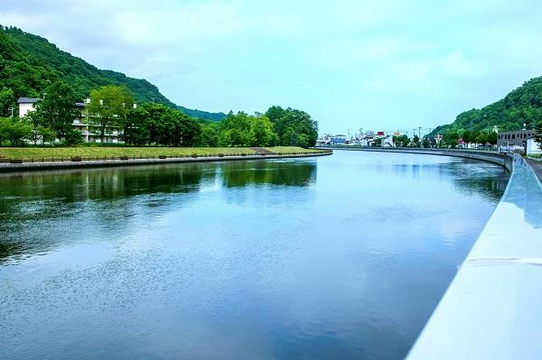 北海道「網走川」
