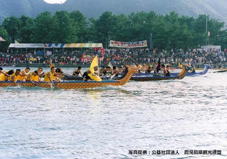 ドラゴンボートフェスティバル