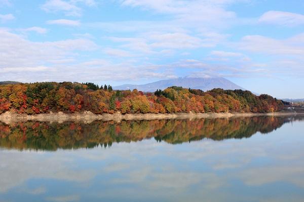 岩手県「御所湖」