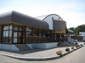 道の駅「十三湖高原」