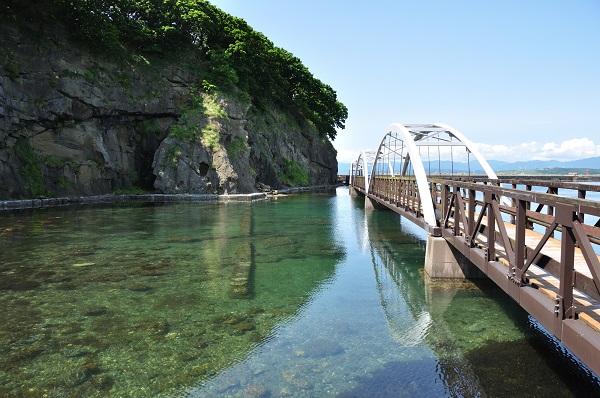 北海道「かもめ島」