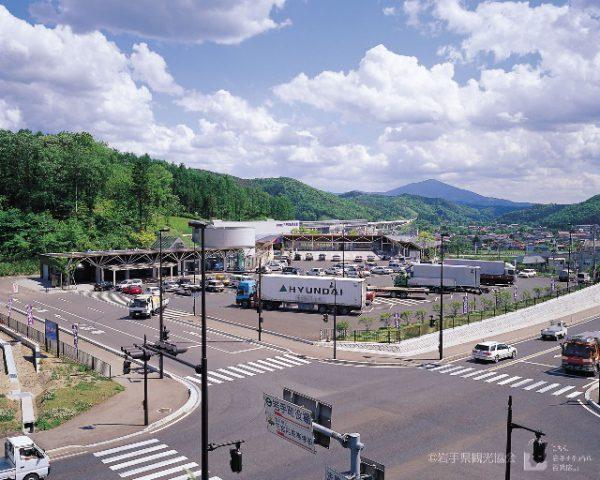 道の駅「石神の丘」(C)岩手県観光協会