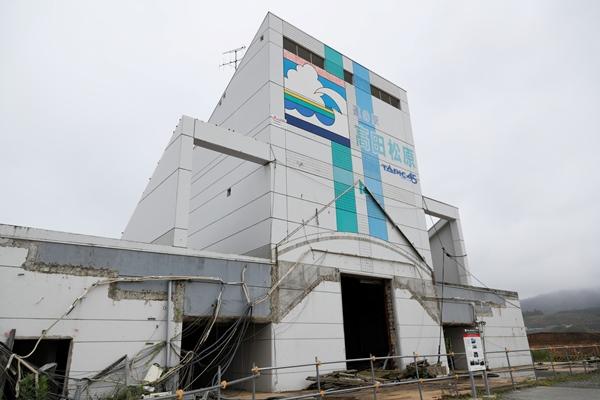 道の駅「高田松原」