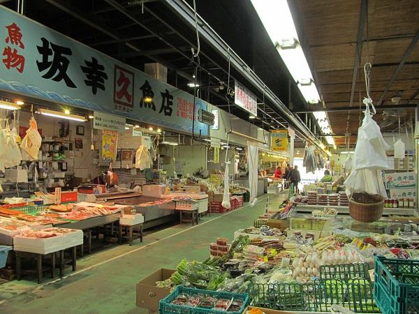 岩手県「宮古市魚菜市場」