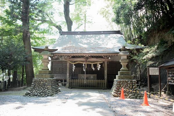喜連川神社