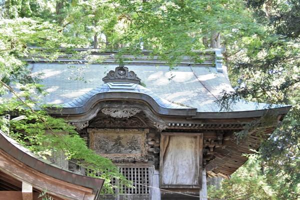 鷲子山神神社