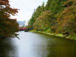 上杉神社がある入田沢
