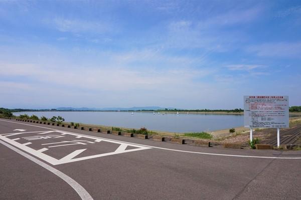 谷中湖 渡良瀬貯水池