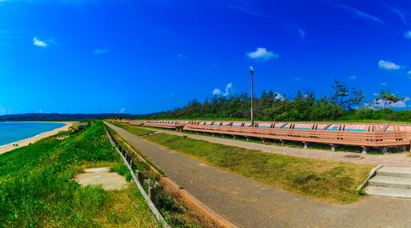 増穂浦海岸
