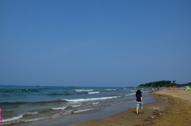 大島海水浴場