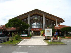 沖縄県「道の駅ゆいゆい国頭」