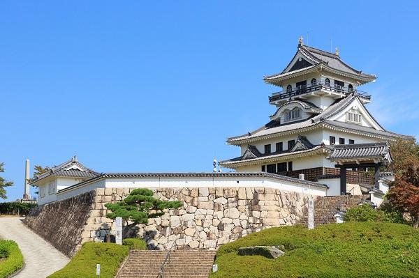 鳥取県「河原城」