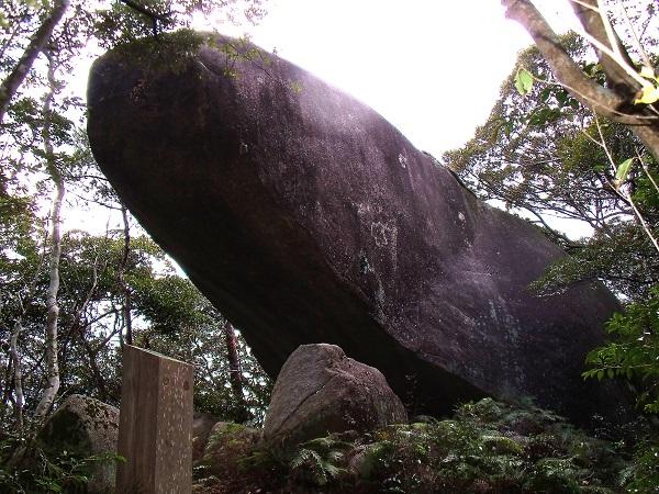 佐賀県「巨石パーク」