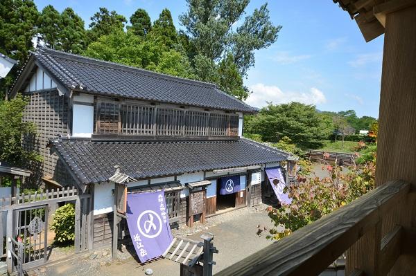 北海道「松前藩屋敷」