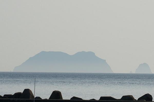北海道「松前離島小島」