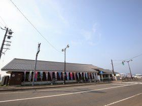北海道「道の駅 北前舩 松前」