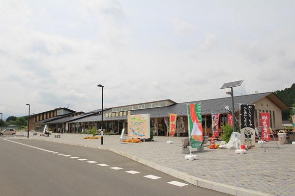 道の駅「湧水の郷しおや」(栃木県)
