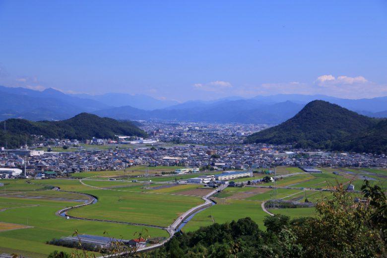高知・南国市の風景