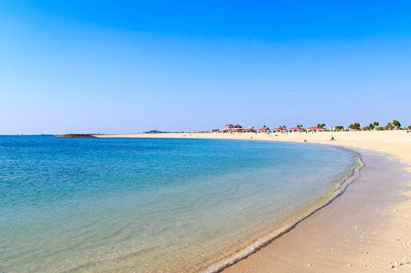沖縄県「豊崎美らSUNビーチ」