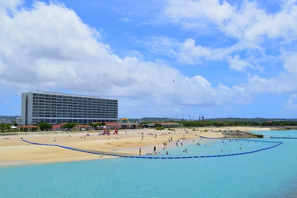 沖縄県「美々ビーチいとまん」