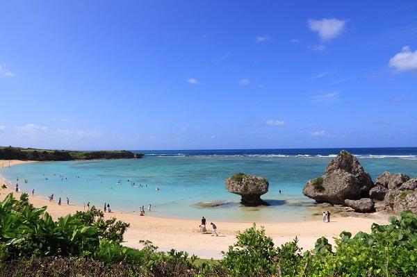 沖縄県「ニライビーチ」