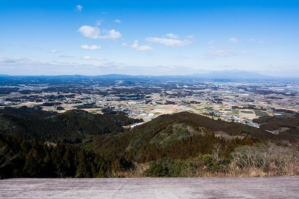 宮崎県「金御岳公園」