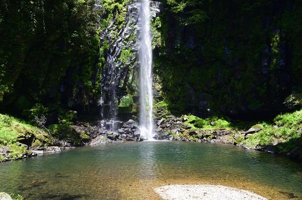 宮崎県「観音滝」