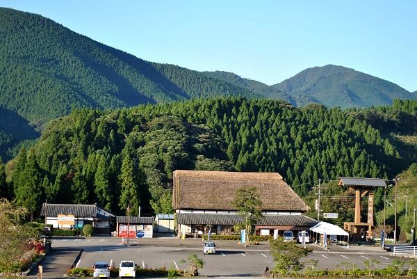 宮崎県「道の駅 酒谷」