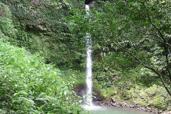 宮崎県「小布施の滝」