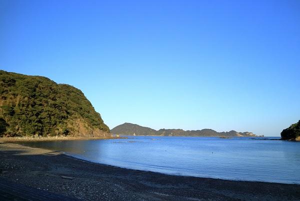宮城県「栄松海水浴場」