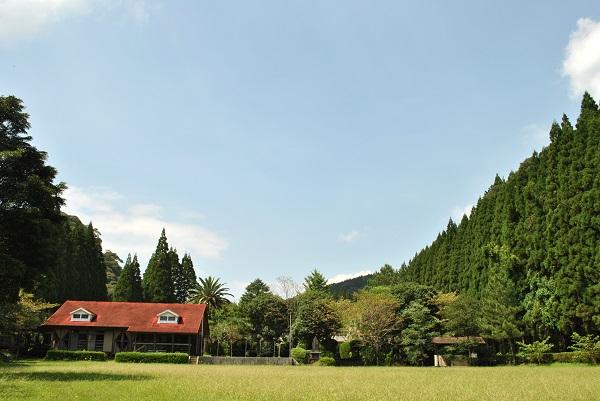 宮崎県「酒谷キャンプ場」