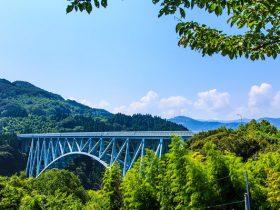 宮崎県「蒼雲橋」