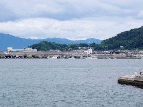 鹿児島・山川港