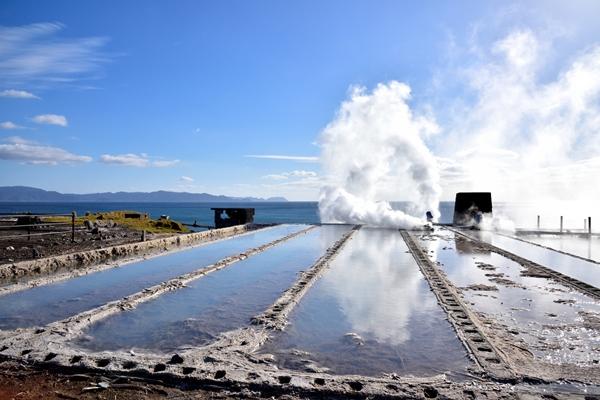 山川砂蒸し温泉