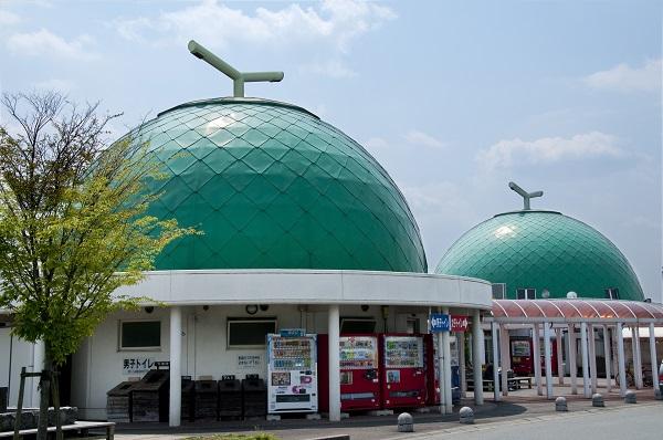 道の駅・七城メロンドーム