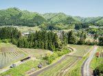 京丹波町の田園風景