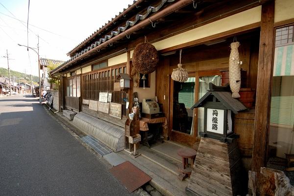京都「ちりめん街道」