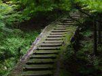 波賀城史蹟公園遊歩道