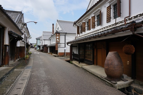 佐賀県「肥前浜宿」