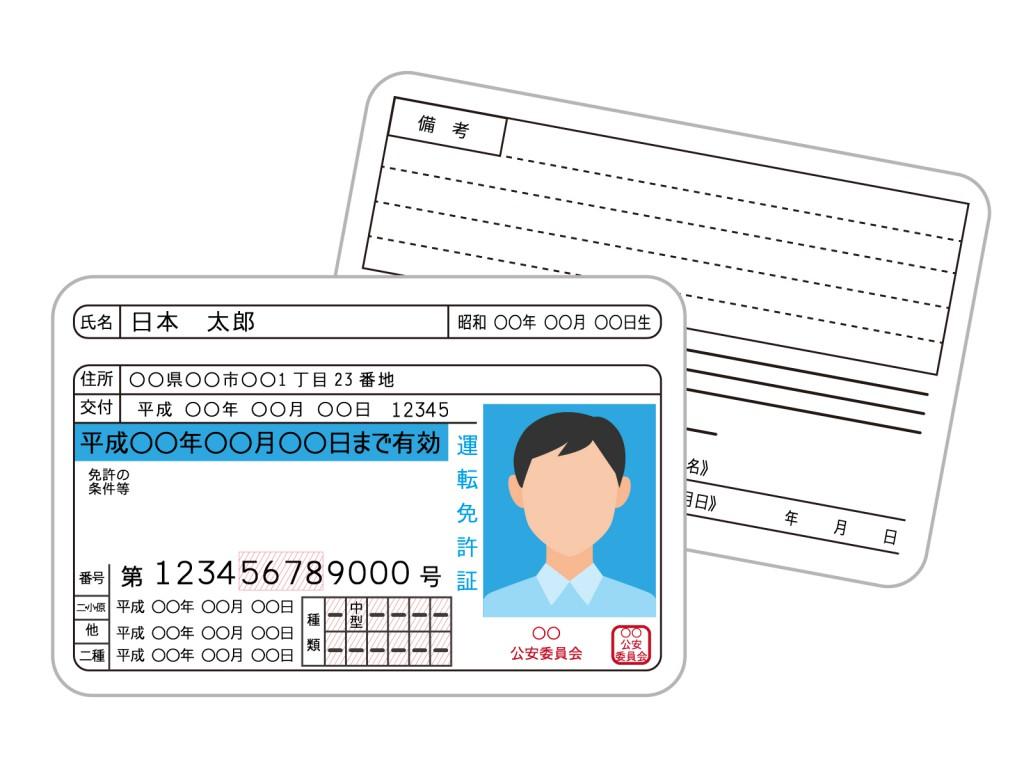 大型二種免許