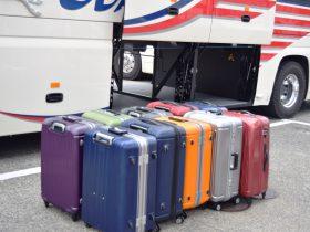 スーツケース10個で実験