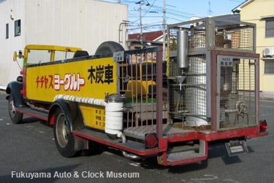 トヨタBM改木炭車