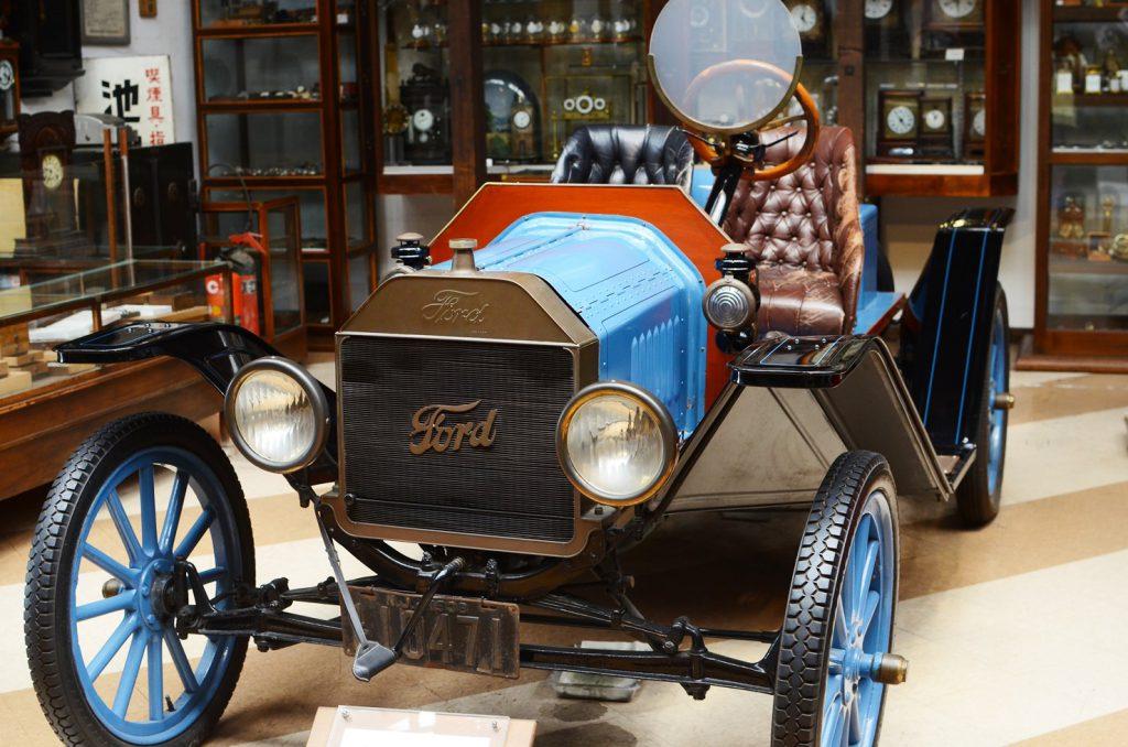 T型フォードスピードスター