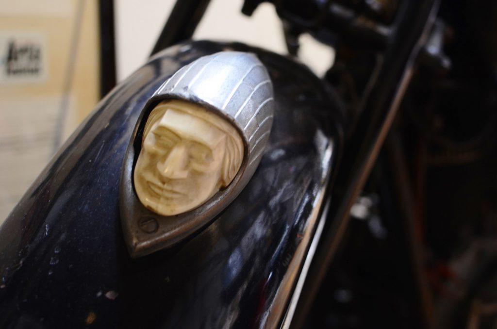 インディアン・バイクのエンブレム