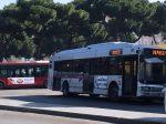 観光にも便利なローマ市バス