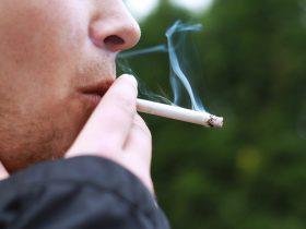 禁煙・分煙が進んでいる