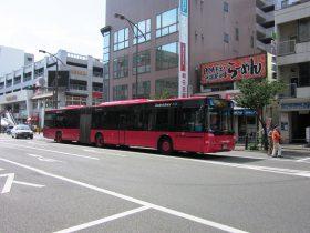 ツインライナー 湘南台駅出発