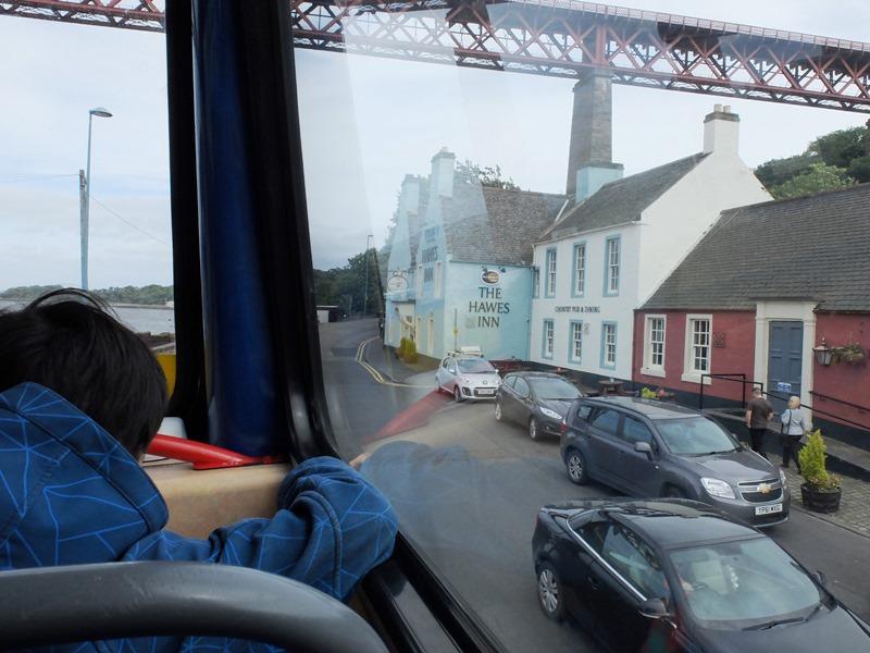 バスにまた乗り込みます