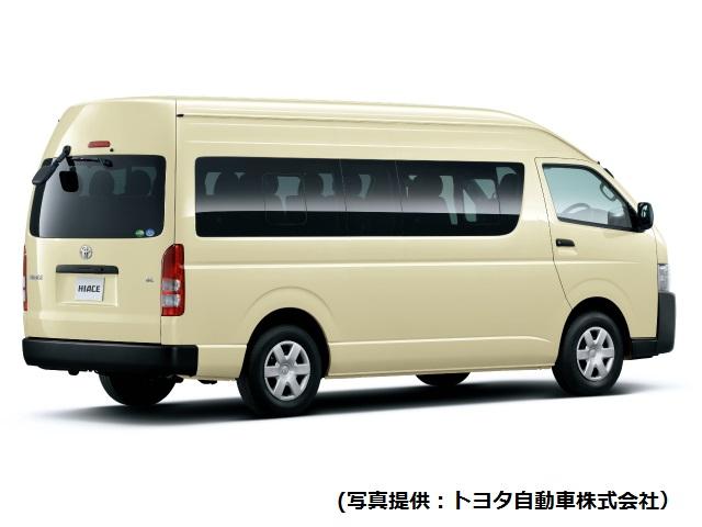 トヨタ自動車「ハイエース・コミューター」