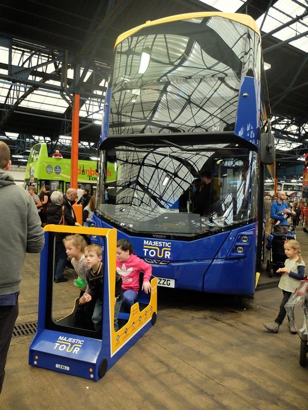 スコットランドで人気のバスイベント
